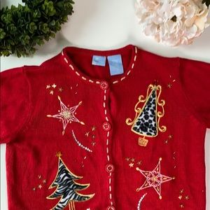 Holiday Editions Christmas Sweater